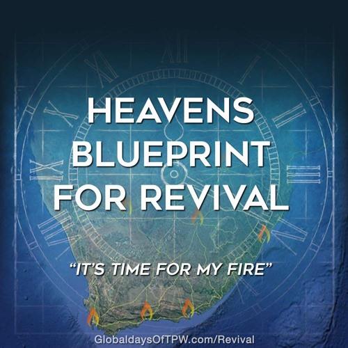 Heavens Blue Print For Revival - Part 2 - Warren and Mirjam Horak
