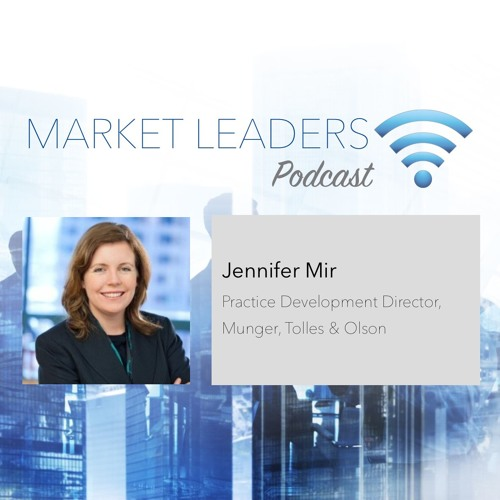 Market Leaders Podcast Episode 32: A Model for Dynamic Business Development Culture ft. Jennifer Mir