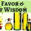 Oil of Favor & Wine of Wisdom