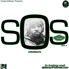 Sounds of Starzy 2018 part 5 mixed by @djstarzy   #SoundsOfStarzy #SOS18 #ComeLiveMusic #ComeLive