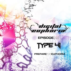 Type 41 - Digital Euphoria 222 2018-07-17 Artwork