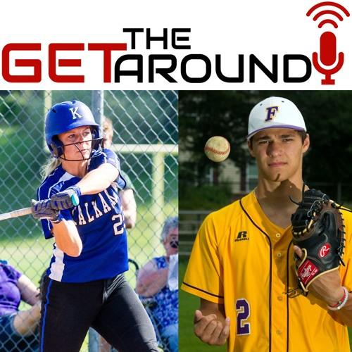 The Get Around Podcast Episode No. 43 — Softball/Baseball Dream Team Special