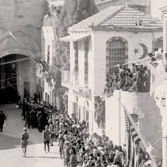 The Great War and the Remaking of Palestine   Salim Tamari