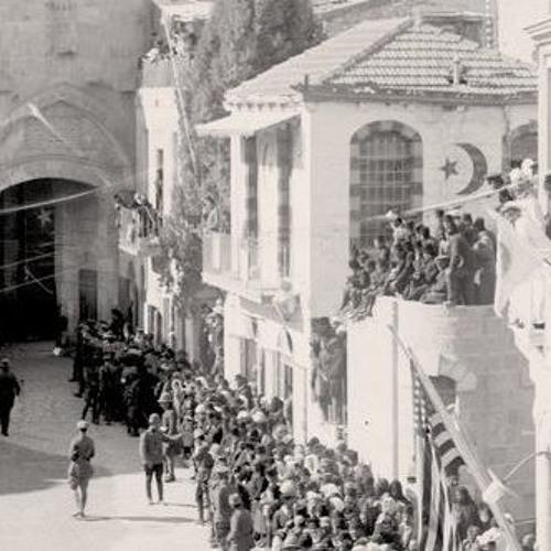 The Great War and the Remaking of Palestine | Salim Tamari