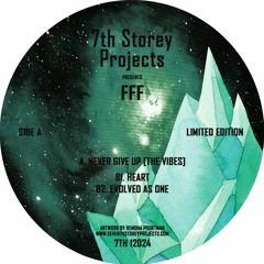 FFF - Never Give Up (The Vibes) - 7TH12024 A