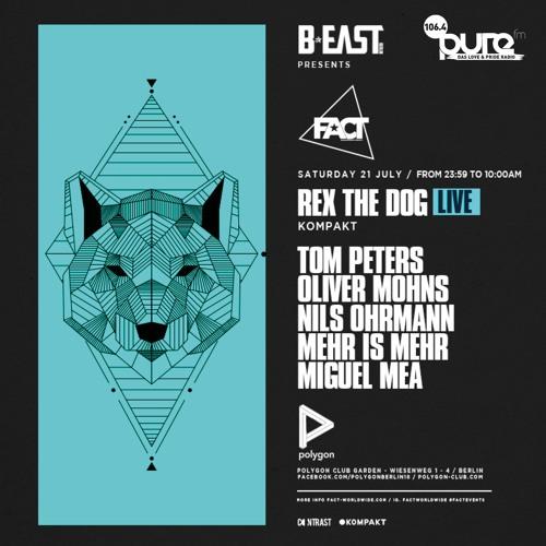 106.4 pure fm präsentiert B:EAST meets FACT Strassenfest Special