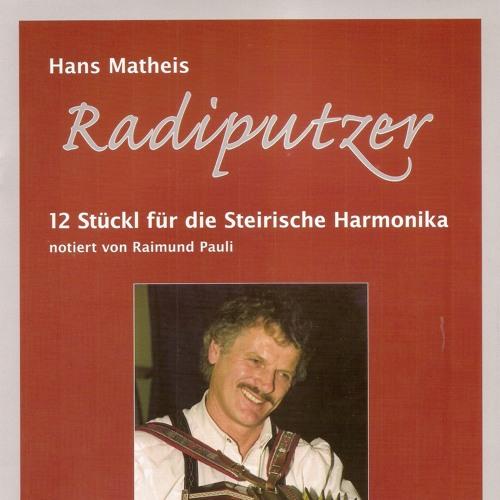 Radiputzer - 12 Harmonikastücke von Hans Matheis
