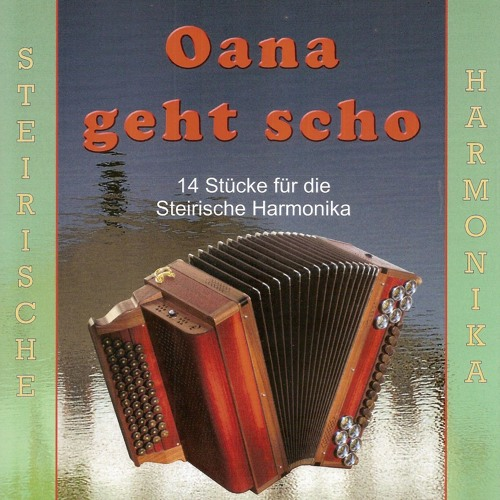Oana geht scho - 14 Harmonikastücke von Erich Pauli