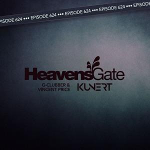 KUNERT & G-Clubber & Vincent Price - HeavensGate 624 2018-07-13 Artwork