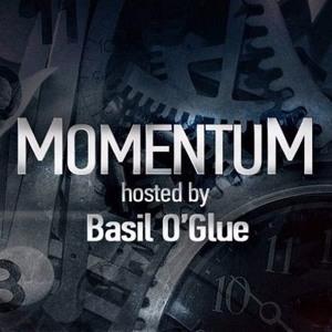 Basil O'Glue - Momentum 048 2018-07-17 Artwork