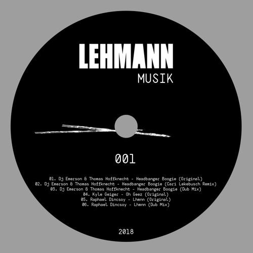 Preview 02 Dj Emerson & Thomas Hoffknecht - Headbanger Boogie Dub mix
