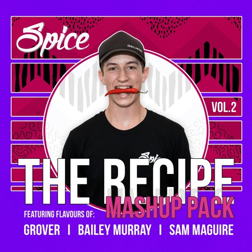 Download Dj Dollar Bill: THE RECIPE Vol.2 Featuring Flavours Of GROVER, Bailey