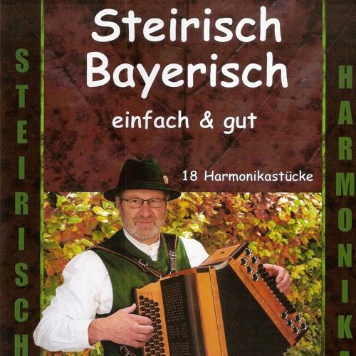 Steirisch Bayerisch - 18 Harmonikastücke von Erich Pauli
