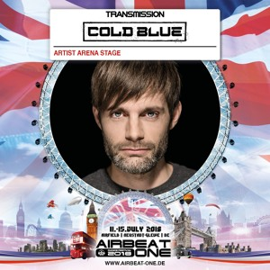 Cold Blue @ Airbeat One 2018-07-14 Artwork