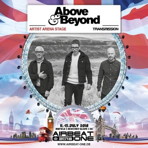 Above Beyond @ Airbeat One 2018-07-14 Artwork