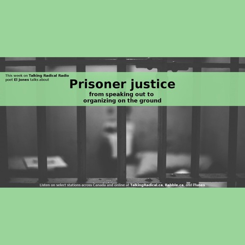 Prisoner justice – from speaking out to organizing on the ground
