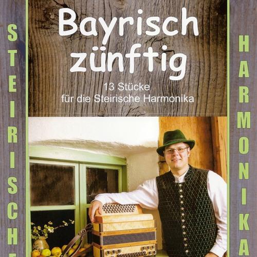 Bayerisch zünftig - 13 Harmonikastücke gespielt von Raimund Pauli