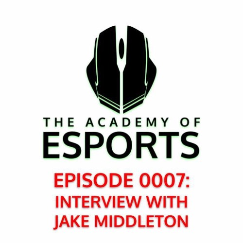 Interview with Jake Middleton, Founder and Trainer at eSports Performance Lab