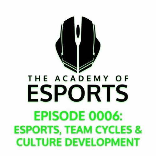 Esports, Team Cycles & Culture Development