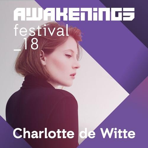 Charlotte de Witte @ Awakenings Festival 2018