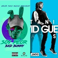 Bad Bunny x David Guetta - Soy Peor Titanium (SkalaS & Jimeno Mashup)DOWNLOAD
