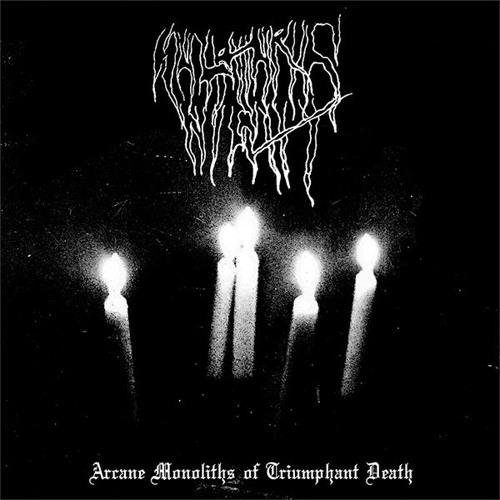 "SULPHURIC NIGHT ""Arcane Monoliths of Triumphant Death"" CD - AVAILABLE"