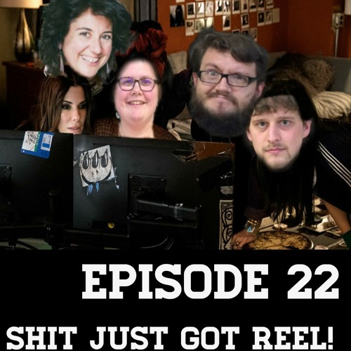 Episode 22 feat. Holly Tarquini- Ocean's 8, The Jinx, Hereditary, favourite triple F rated movies