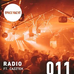 Cazztek - Space Yacht Radio 011 2018-07-17 Artwork