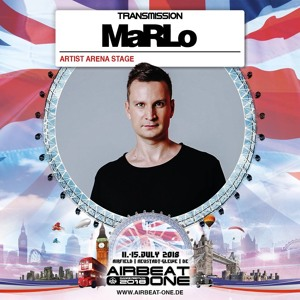 MaRLo @ Airbeat One 2018-07-14 Artwork