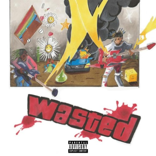 Wasted - Juice WRLD ft Lil Uzi Vert Type Beat - YoungAndPoor