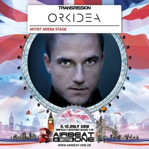 Orkidea @ Airbeat One 2018-07-14 Artwork