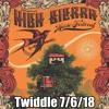 Twidle 7/6/18 Hattibagen McRat - High Sierra Music Festival Quincy CA