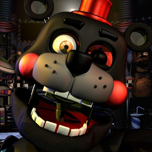 Lefty From Ultimate Custom Night By FNAF