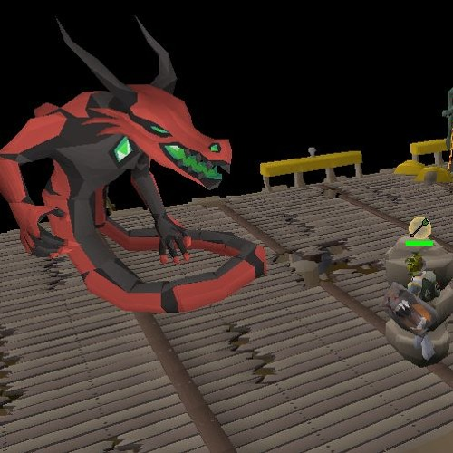 The Dragon Slayer | Oldschool Runescape (Dragon Slayer 2, Galvek) by