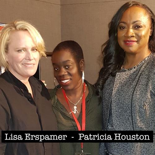 ... to Lisa Erspamer & Patricia Houston