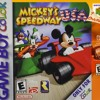Mickey Speedway USA Driving Practice