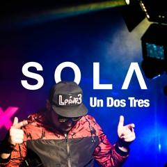 L Padr3 - Sola (Un Dos Tres) Feat. Barby K (Trap Remix)