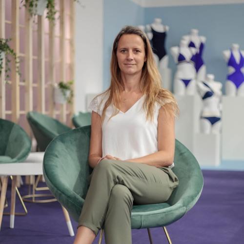 PODCAST 09/07/2018 - Perrine Lacombe Tulasne, fondatrice de la marque de maillots de bain SOWE