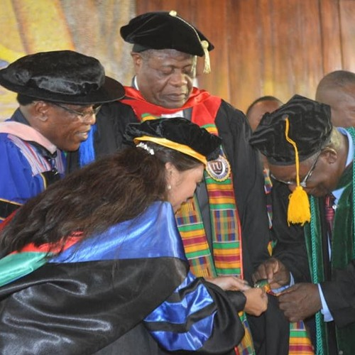 TU 2018 Grad.& President's Investiture Program