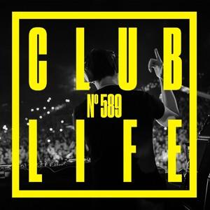 Tiësto & Oliver Heldens - Club Life 589 2018-07-13 Artwork