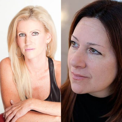 Karen Stefano in conversation with Adrienne Sharp