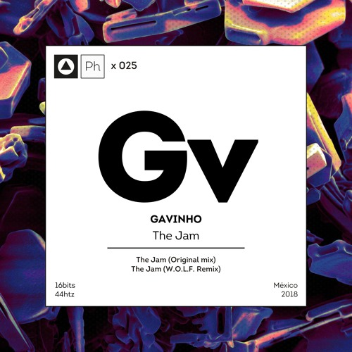 Gavinho - The Jam (W.O.L.F. Remix)