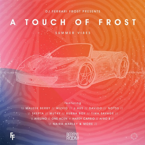 A TOUCH OF FROST: SUMMER VIBES vol.1