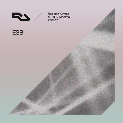 RA Live - 2017.08.27 - ESB, MUTEK, Montréal
