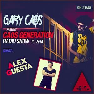 Gary Caos & Alex Guesta - Caos Generation 13 2018-07-19 Artwork
