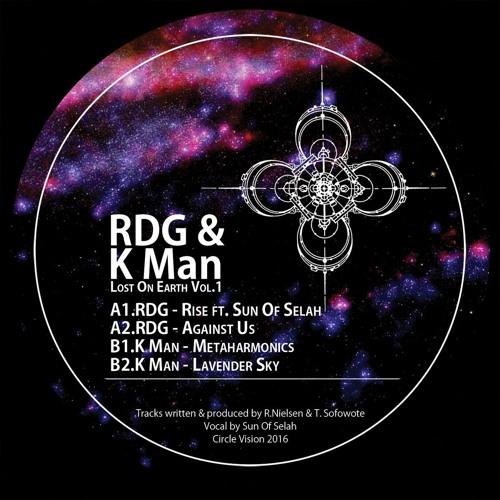 RDG & K Man - Lost On Earth Vol.1 (Circle Vision) [CV004]