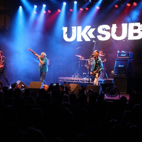Rock Your Lyrics Backstage - Interview with UK SUBS