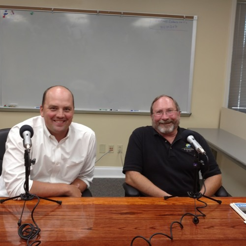 Mayor Scott Fadness & Rick Farnham