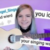 Elise Ecklund-you voice sucks (i made a song with h8 comments)