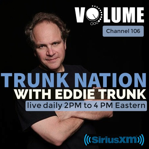 Trunk Nation w/Eddie Trunk on VOLUME -- Dee Snider sold his Twisted Sister publishing